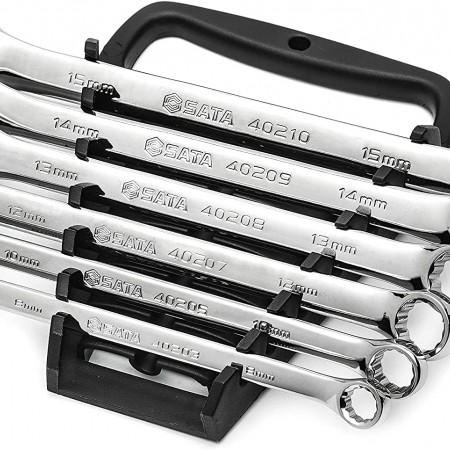 Звездогаечни ключове комплект 8-22mm 11бр.