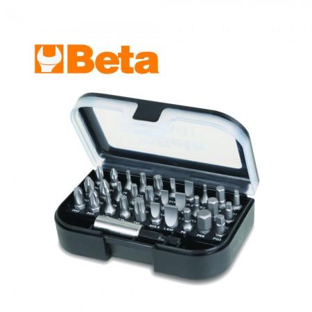 Комплект Beta 860EA31- 31 бр накрайници с държач
