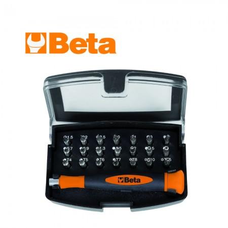 Комплект Beta 56/C21-1 - микро накрайници с ръкохватка 21 части