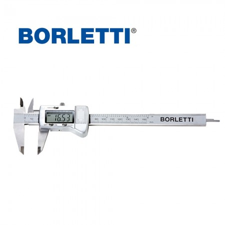 Шублер дигитален 150/0.02mm Borletti