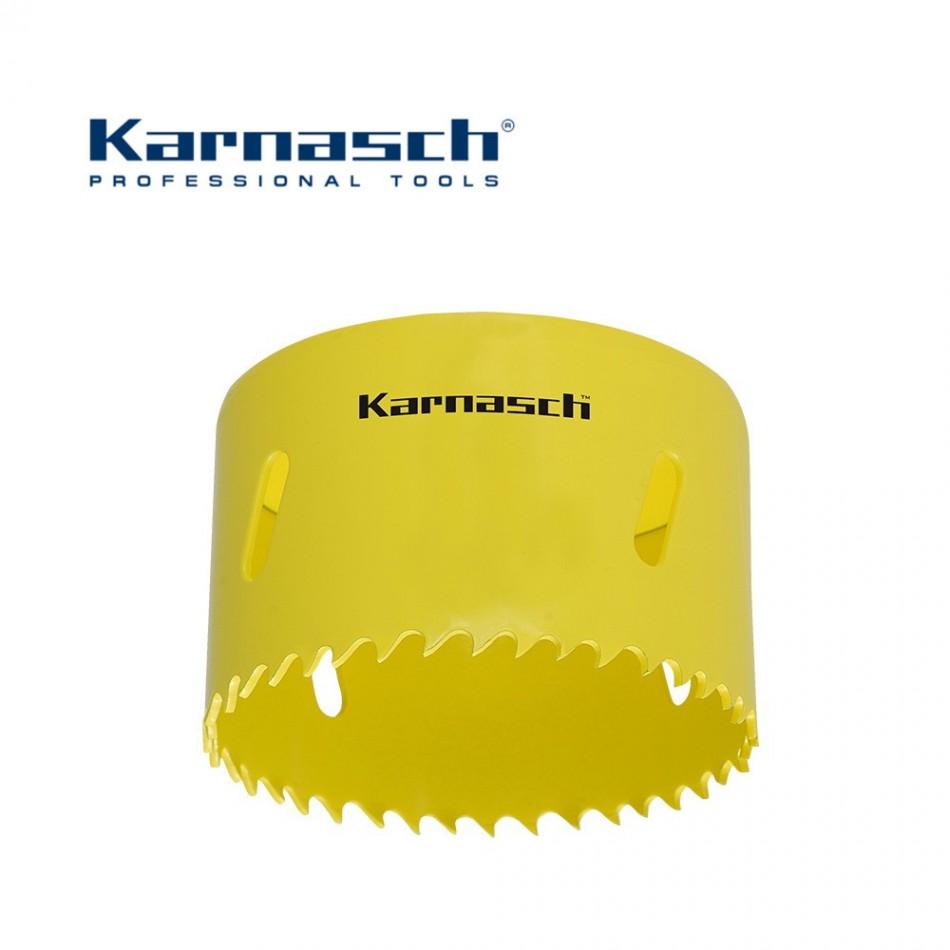 Боркорона би-метална 100mm Karnasch