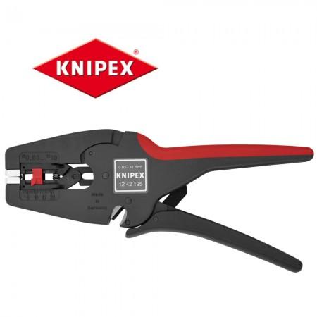 Зачистващи клещи Knipex 0.03-10mm2 Multistrip10