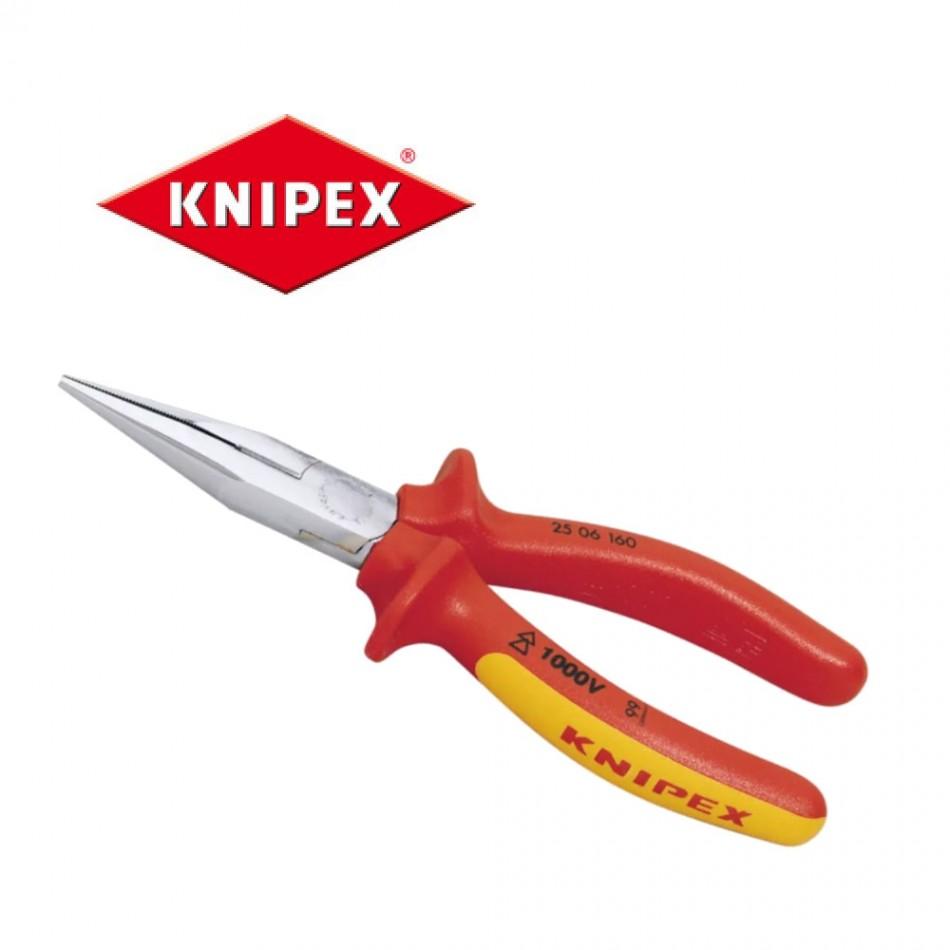 Телефонни клещи Knipex 160mm изолирани 1000V
