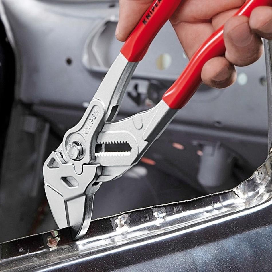 Клещи ключ Knipex 300mm с обхват до 60mm