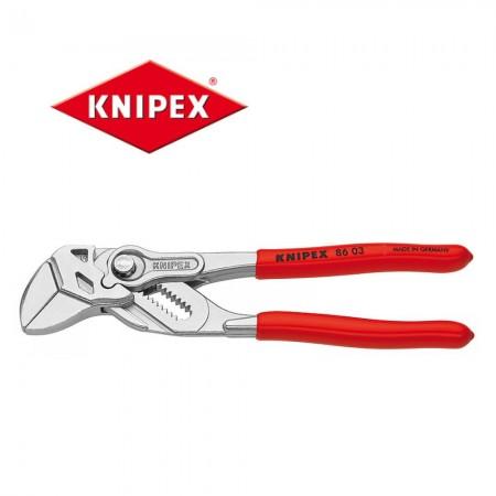 Клещи ключ Knipex 250mm с обхват до 46mm