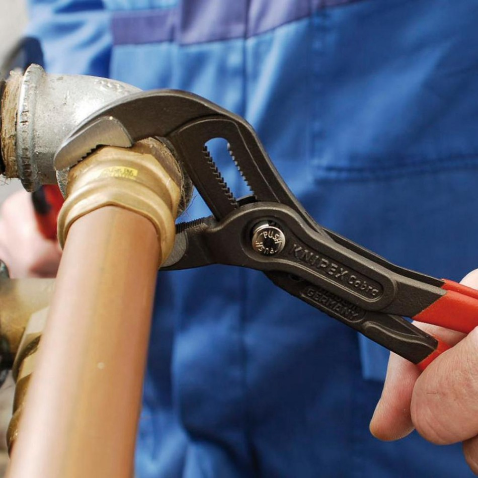 Клещи Knipex Cobra® 400mm с обхват до 95mm