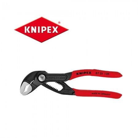 Клещи Knipex Cobra® 125mm с обхват до 27mm