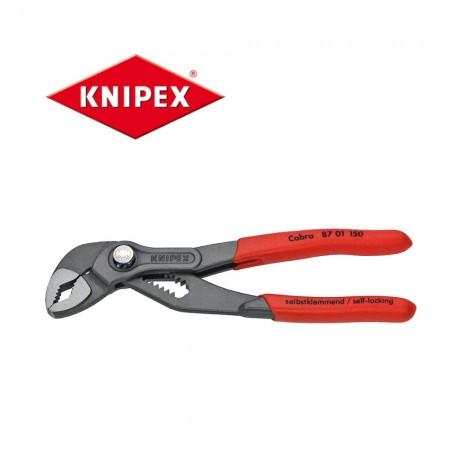 Клещи Knipex Cobra® 150mm с обхват до 30mm