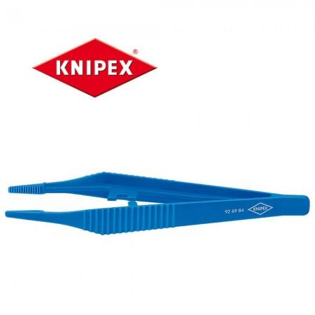 Пинцета Knipex пластмасова 130mm
