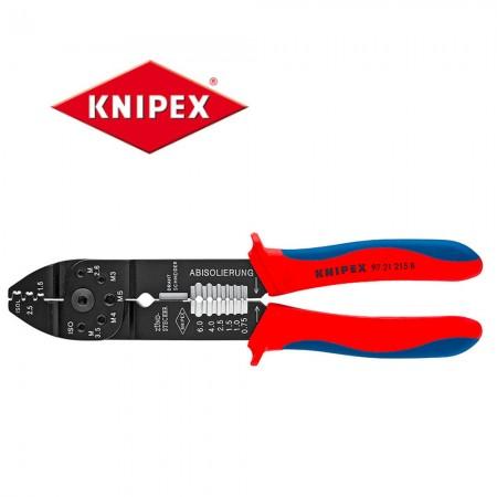 Kлещи Knipex за кербоване 0.5-2.5mm2