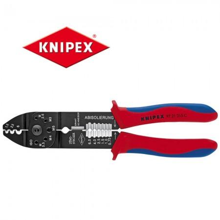 Kлещи Knipex за кербоване 0.5-6.0mm2