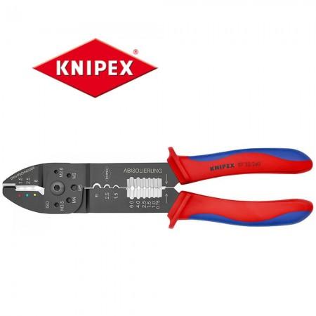 Kлещи Knipex за кербоване 1.5-6.0mm2