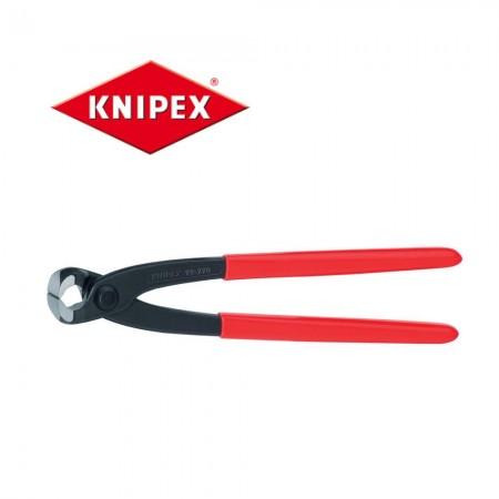 Клещи Knipex за арматура 250mm с PVC покритие на дръжките