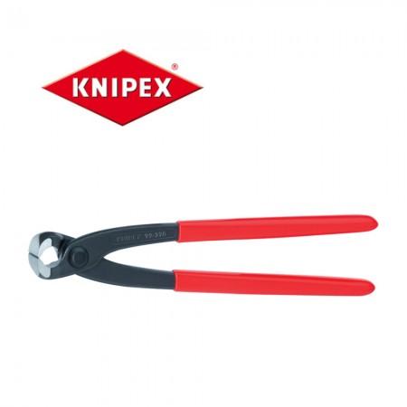 Клещи Knipex за арматура 200mm с PVC покритие на дръжките
