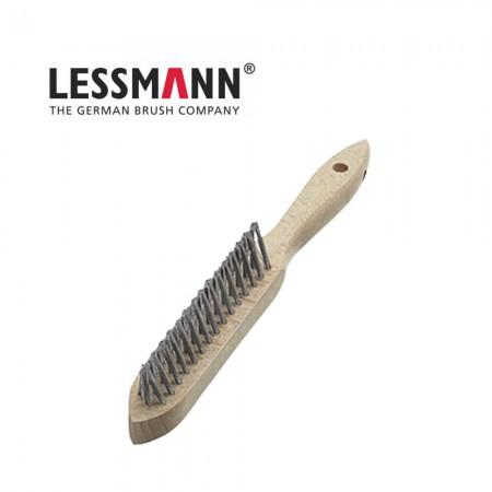 Ръчна четка за почистване на заварки Lessmann