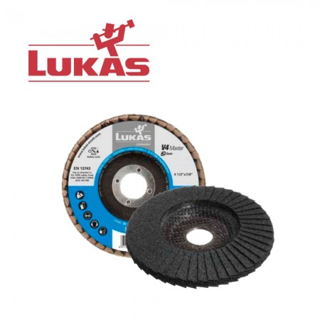 5 бр. Ламелен диск цирконий 125x22 ZK80 Lukas