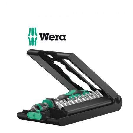 Комплект Wera KK50 - 12 бр накрайници и pъкохватка