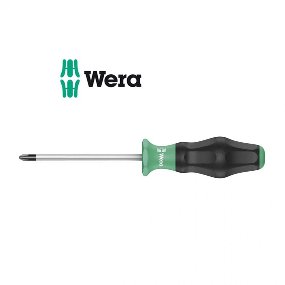 Отвертка кръстата Wera PH 0x60mm