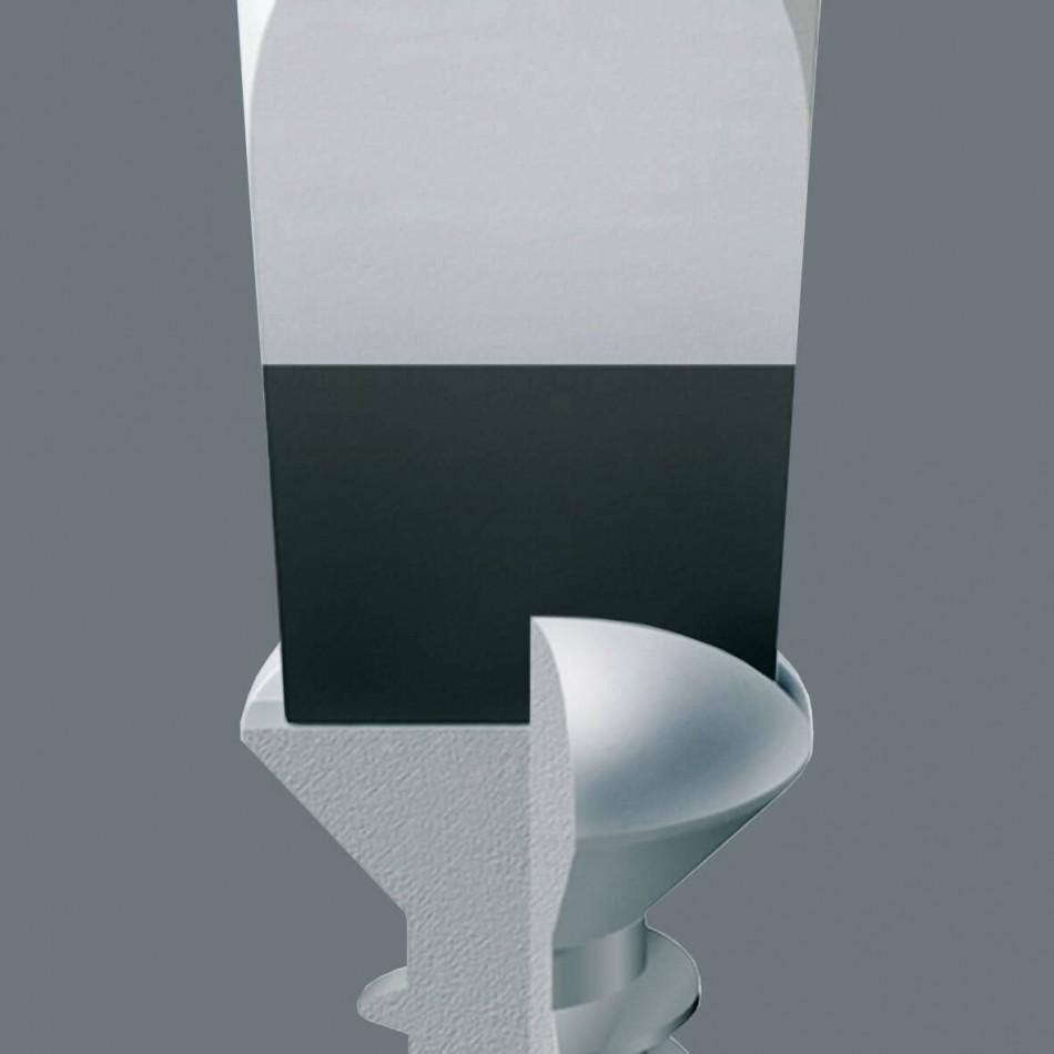 Отвертка права Wera 1.0x5.5x125mm